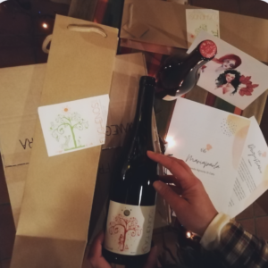 cofanetto vino degustazione Vite
