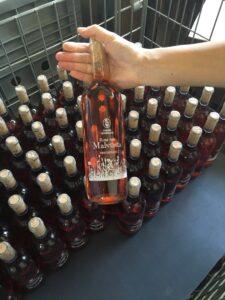 rosato cascina giambolino degustazione vino